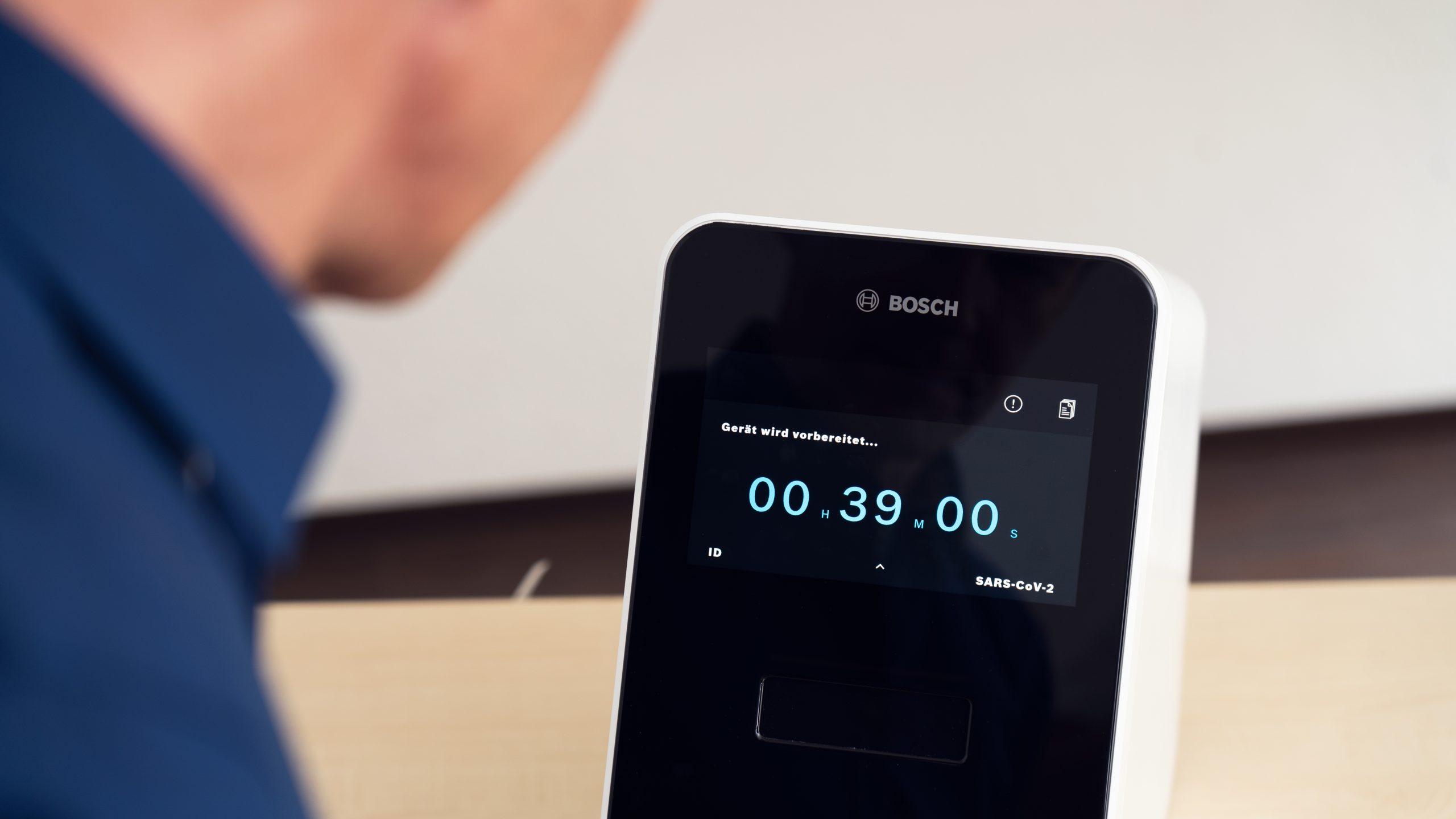 Bosch PCR Singleplex